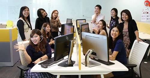 DirectAsia.com Thailand customer care team – at your service!