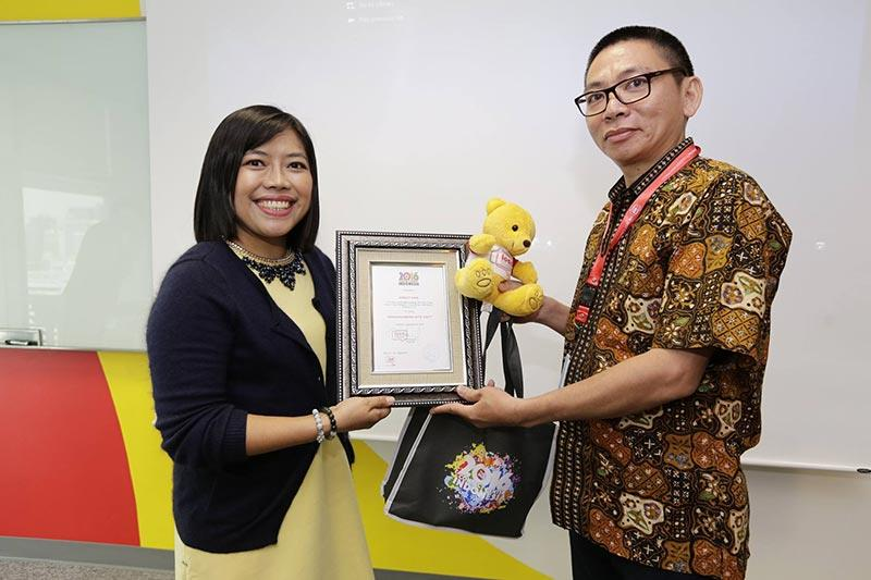 Indonesian Contact Center Association visited DirectAsia ...