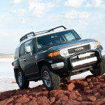 เทคนิคการขับรถ 4WD ให้ปลอดภัยในทุกสภาพถนน