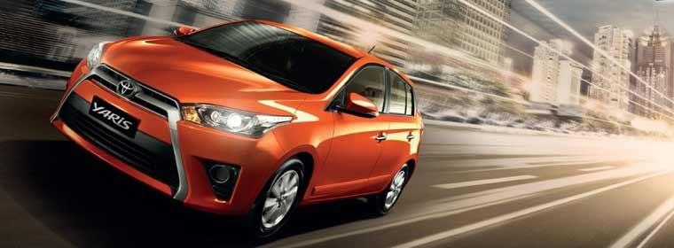 All New Toyota yaris 2014