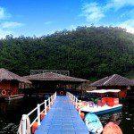 รีวิวทริปใกล้กรุงเทพฯ Lake Heaven Resort กาญจนบุรี