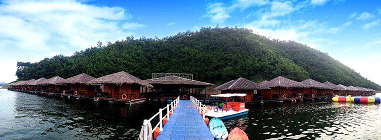 Lake Heaven Resort มัลดีฟเมืองไทย ณ กาญจนบุรี