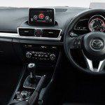 รู้จัก Mazda Connect ใน All New Mazda3