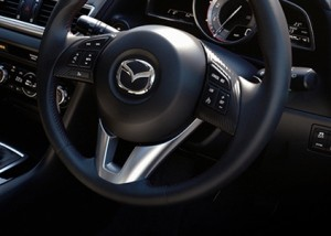 รู้จัก Mazda Connect ใน All New Mazda 3