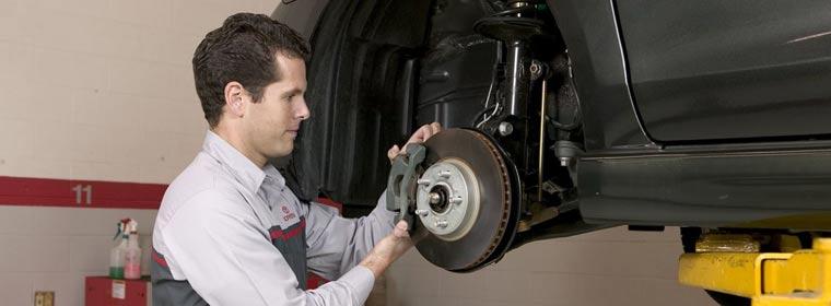 แชร์ประสบการณ์ซ่อมเบรครถยนต์ Honda City ตอนที่ 1