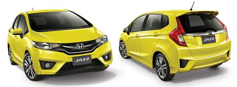 New Honda Jazz มี 6 รุ่น 6 สี ตอบโจทย์ลูกค้า GEN ME