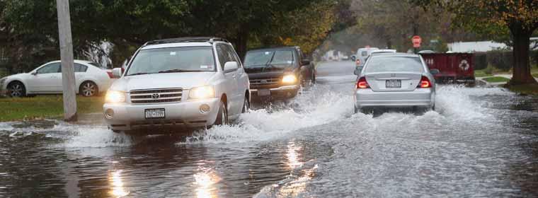ฤดูฝนควรตรวจสอบและเตรียมรถยนต์อย่างไร