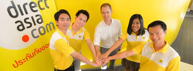 ครบรอบ 1 ปี DirectAsia.com ประเทศไทย