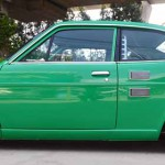 รีวิวเรโทรคาร์ Datsun Sunny KB110 GX5