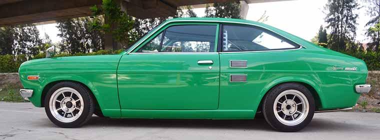 Datsun Sunny - 01