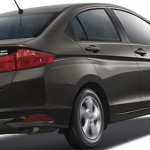 Honda เปิดตัวรถยนต์ City CNG แล้ว
