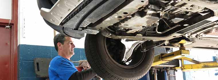ช่วงล่างรถยนต์มีปัญหา เสียงรถจะบอกเราได้ ให้รีบซ่อมก่อนอาการหนัก