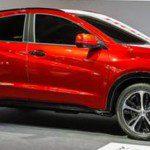 Honda HR-V รถอเนกประสงค์รุ่นใหม่ที่จะเปิดตัวเร็วๆนี้