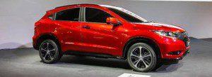Honda HR-V รถอเนกประสงค์รุ่นใหม่ที่จะเปิดตัวเร็วๆ นี้