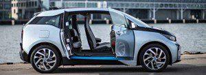 BMW i3 e-Drive สุดยอดรถยนต์พลังงานไฟฟ้า