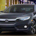 All New Honda Civic เปิดตัวแล้วในอเมริกา