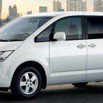 อเนกประสงค์น่าใช้ Mitsubishi Delica Space Wagon