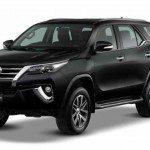Toyota Fortuner รุ่นใหม่ เตรียมเปิดตัวไตรมาสนี้
