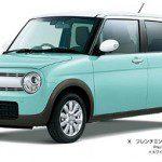 Suzuki Alto Lapin 2015 รถเล็กสุดเฟี้ยวสำหรับสาวๆ