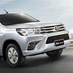 สิ้นสุดการรอคอยแล้วสำหรับ Toyota Hilux Revo