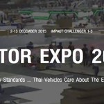 Motor Expo 2015 งานนี้คาด ยอดจองกว่า 50,000 คัน