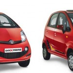 Tata Nano 2015 รถไซส์เล็กราคาย่อมเยาว์