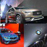รถต้นแบบในงาน Detroit Auto Show 2016