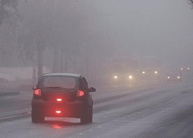 หนาวนี้ขับรถขึ้นดอย แต่เจอหมอกหนา ขับยังไงให้ปลอดภัย