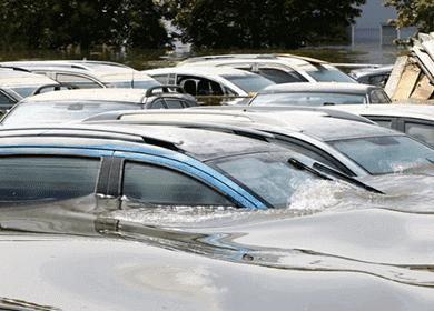 ซื้อประกันชั้นไหนดี? ที่คุ้มครองรถเสียหายเนื่องจากน้ำท่วม