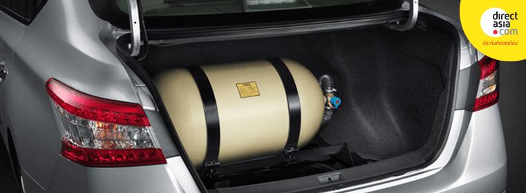 รถยนต์ติดแก๊ส มีวิธีดูแลอย่างไร