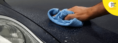7 คำแนะนำดูแลรักษา รถสีด้าน